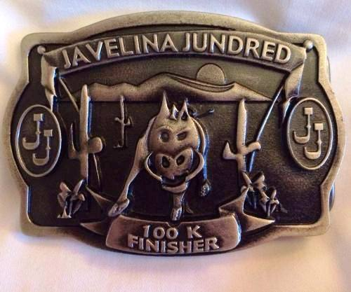 Close Up JJ 100K Buckle