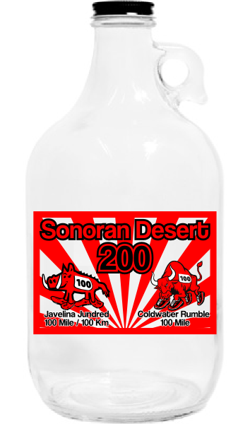 Sonoran Desert Beer Growler 600h
