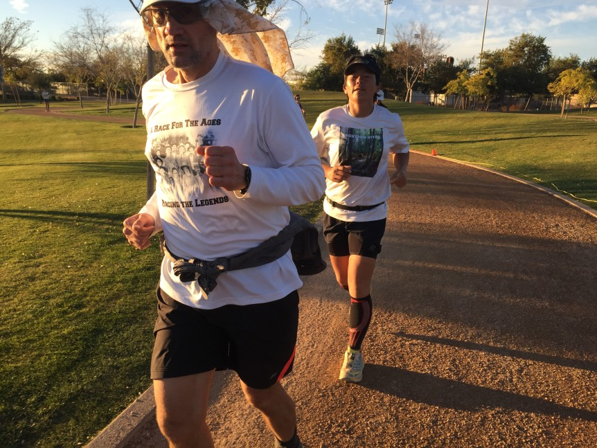 across the years day 6 \u2013 jan 2, 2016 \u2013 the lighter side of six daysunset run