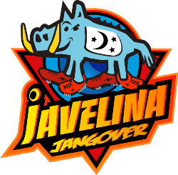 Javelina Jangover Logo