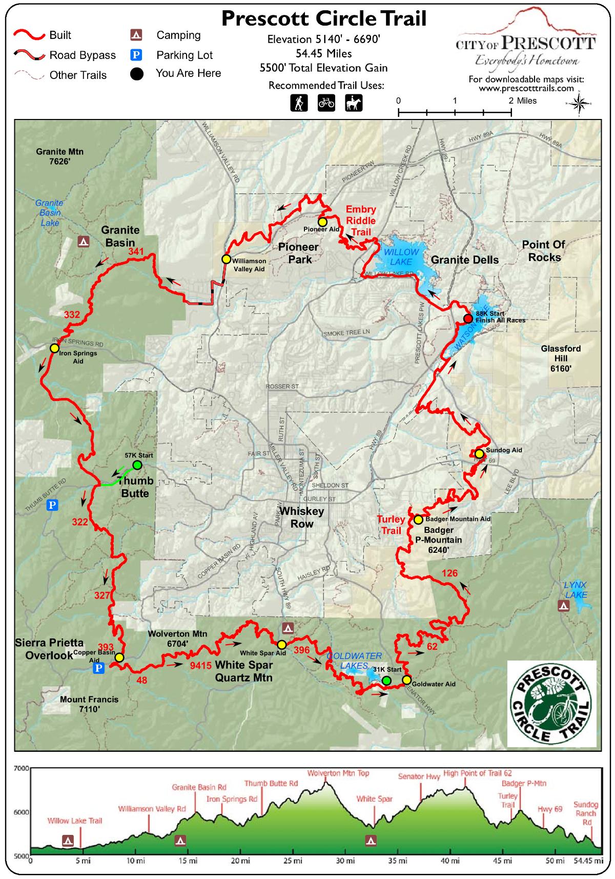 Stone Mountain Trail Elevation Gain : Whiskey basin trail runs race aravaipa running